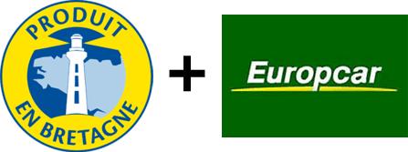 Agences Europcar -Label Produit en Bretagne